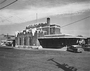1950s Montreal, le Marché Jean-Talon