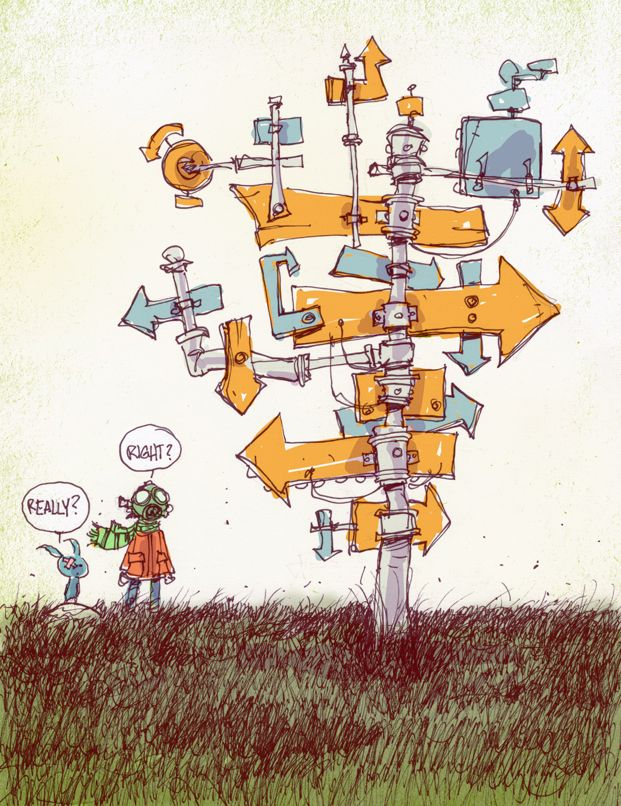 http://skottieyoung.com/post/93114823841/dailysketch-too-many-options-orignal-sketch