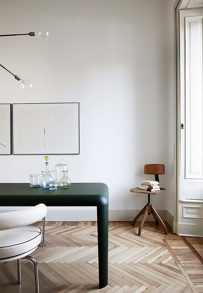 This Is How a Minimalist Decorates via @MyDomaine