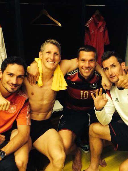 nationalmannschaft deutschland nackt