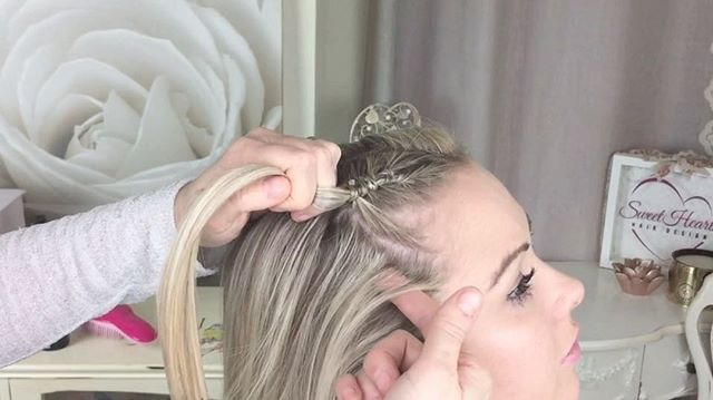 Double Infinity Braid Tutorial  The FULL version of this video is on my YouTube channel SweetHearts Hair Design  Thankyou to my little sis Rosie @rosieroutledge1 for being my hair model  #SweetHearts #SweetHeartsYouTube #vlechtenmetdan #peinados