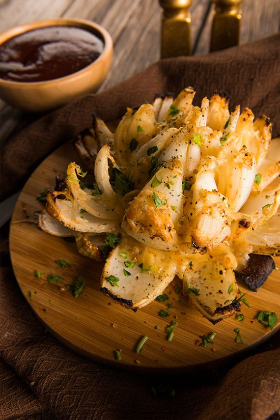 Team Traeger | Grilled Blooming Onion