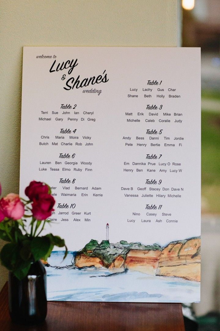 sample wedding invitation letter for uk visa%0A Inspired by the beauty of The Great Ocean Road  Lucy and Shane couldn u    t  think of any place better to be wed than on a relative u    s private property  in Bells