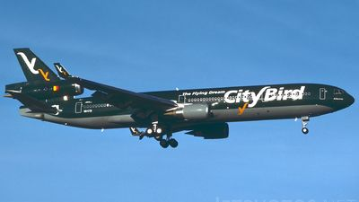 Photo of OO-CTB - McDonnell Douglas MD-11 - CityBird