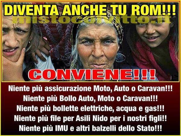 Diventa rom