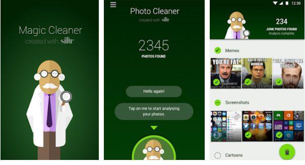 Memori penyimpanan penuh akibat foto dan video whatssapp, ini solusinya