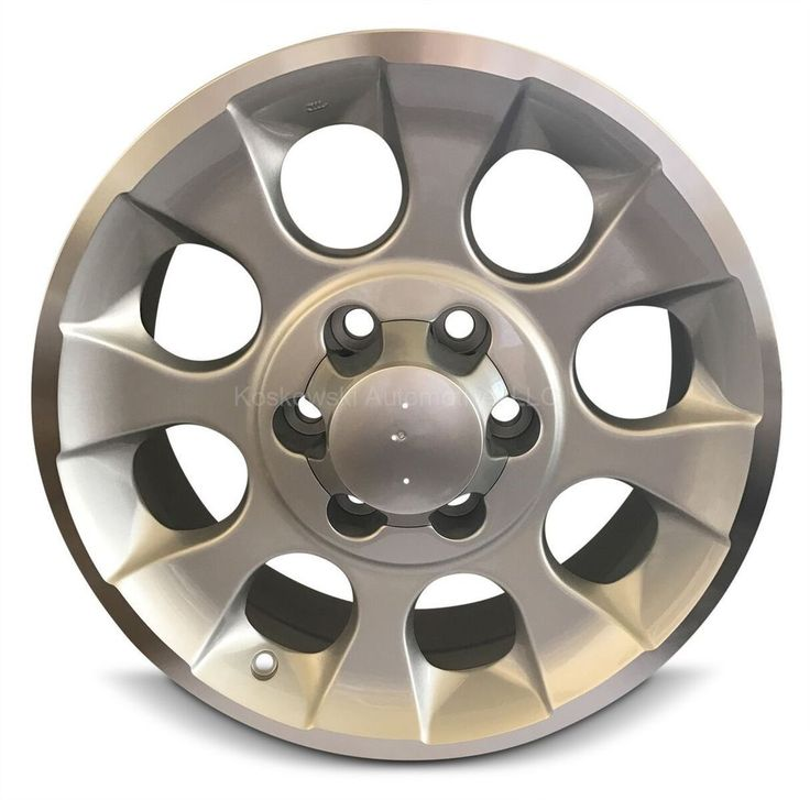 """Toyota FJ Cruiser New 17"""" Aluminum Wheel 4261135490 4261135500 11 12 13 14 #RoadReady"""