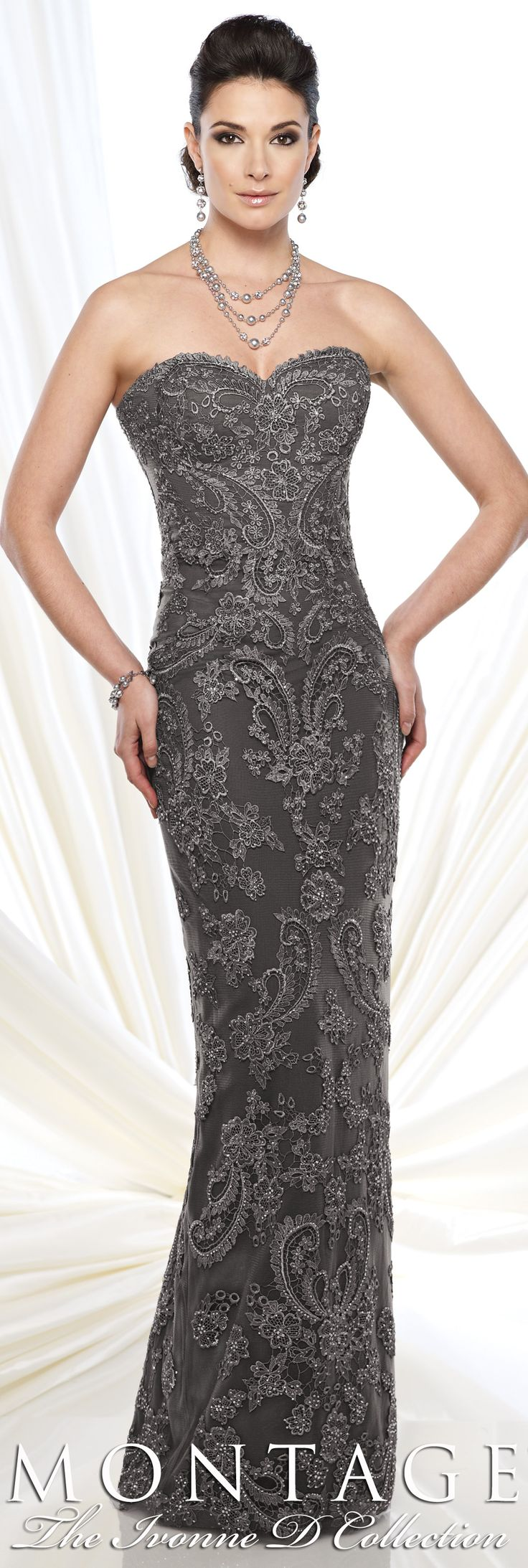 Mon Cheri Mother Of The Bride Dresses Fall 2018 Collection ...