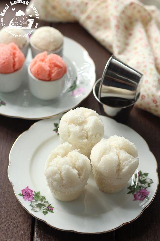 Nasi Lemak Lover: Huat Kueh (toddy version) /Sweet Rice Cakes 椰花酒发糕