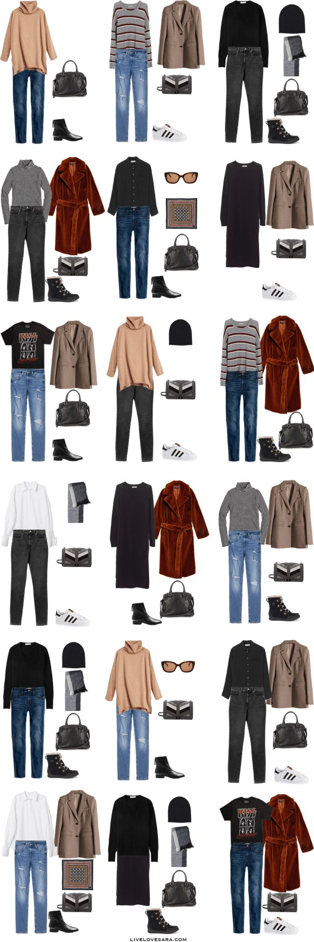 What to Pack for Toronto in Late Autumn / Early Winter