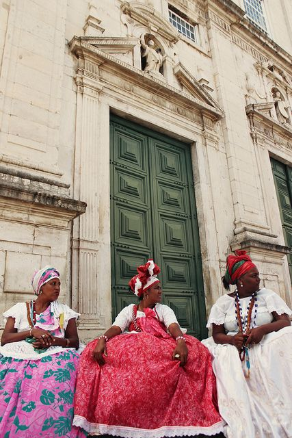 These ladies are the original Brazilian style icons! Salvador, Brazil... Visit us at www.melko.com.au!