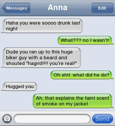 Funniest Drunk Texts Ever 10