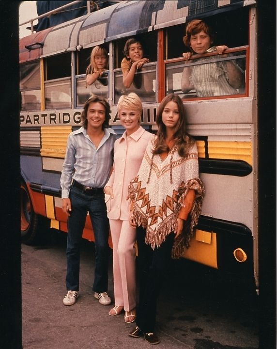 Partridge Family and the legendary buss!!!