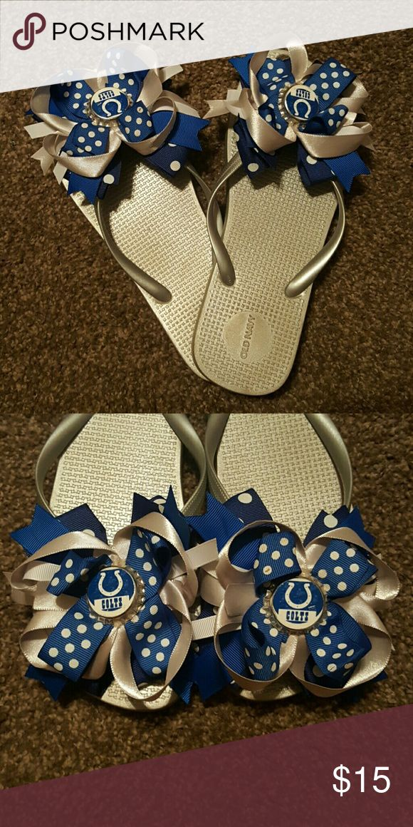 Hand made colt sprit shoes Here to all the colt fans some shoes to match the spirit! Shoes Sandals