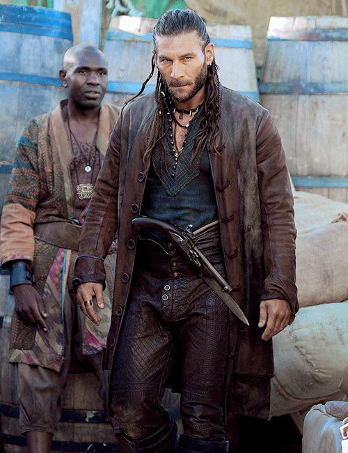 "Surrender To The Black Sails — realmofvane:   ""Your King and your Governor wish..."