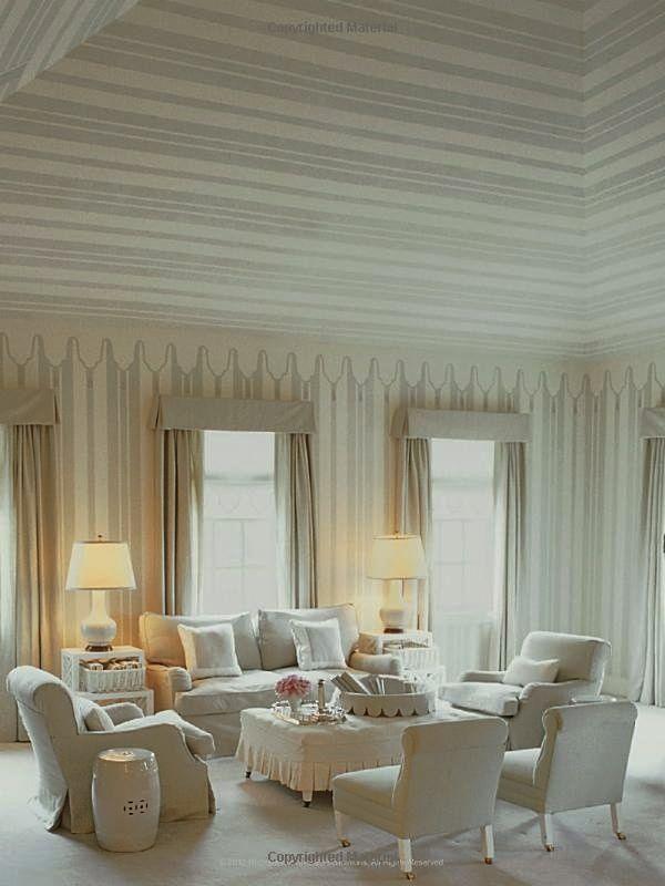 Living Room.  Designer: Mary McDonald.