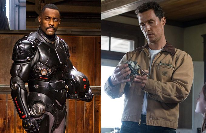 Stephen King Confirms Idris Elba and Matthew McConaughey Will Star in 'The Dark Tower'