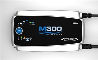 CTEK Marine - M 300 - battery chargers