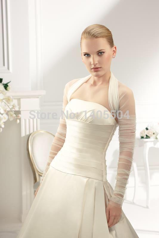 Image From I I Aliimg Com Wsphoto Modest Wedding Gownstulle Weddingjackets Onlinebridal Jacketswedding Jacketvintage