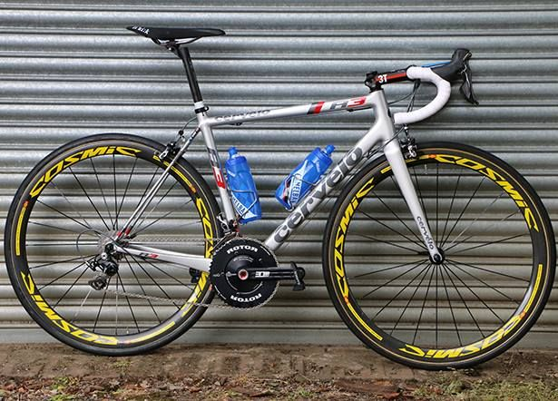 Garmin Sharp Riders Used A Special Bike For Today S Cobbles The