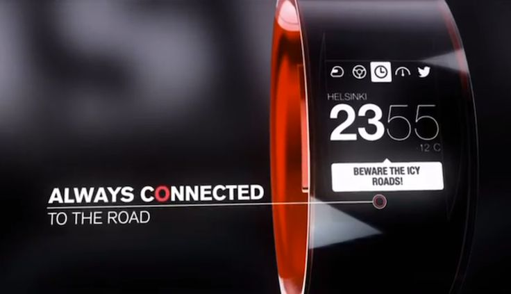 """#Nismo is the first #smartwatch able to connect driver and car in an innovative way.  A """"Fuelband"""" made by Nissan Motor Company to track your driving performances.   This is just the first step of a new scenario, where #wearable tech and #cars will be strongly connected.  #tech #innovation #wearable"""