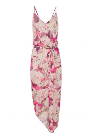 SPRING BLOOM MAXI DRESS - Sheike - $139.95
