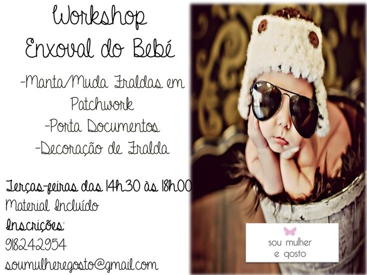 Workshop Enxoval do Bebé
