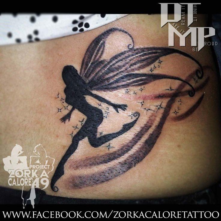 fairy tattoo Zorka Calore Tattoo