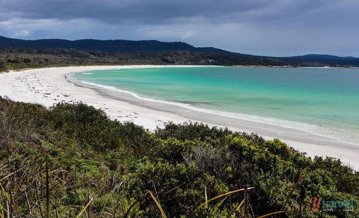 Discover Australia - Binnalong Bay, Tasmania