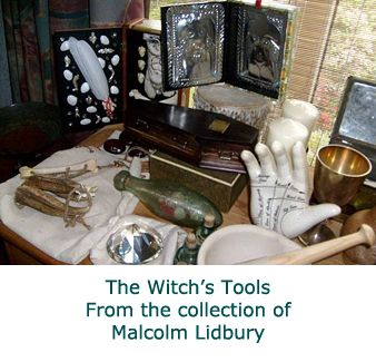 witches tools | The Witch's Tools