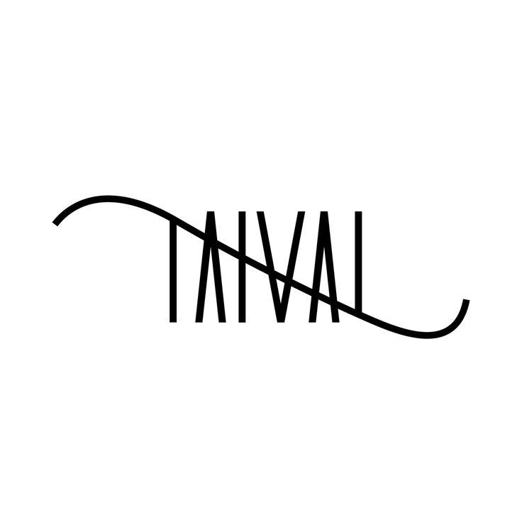 Logo design and brand identity by Annika Välimäki for kids' clothing brand TAIVAL / Logosuunnittelu, graafinen suunnittelu