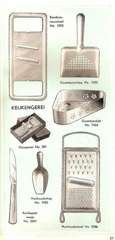 Fifties Gero Zilmeta products