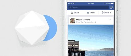 Facebook Bluetooth® beacons are free for you to use and help people see more information about your business whenever they use Facebook during their visit