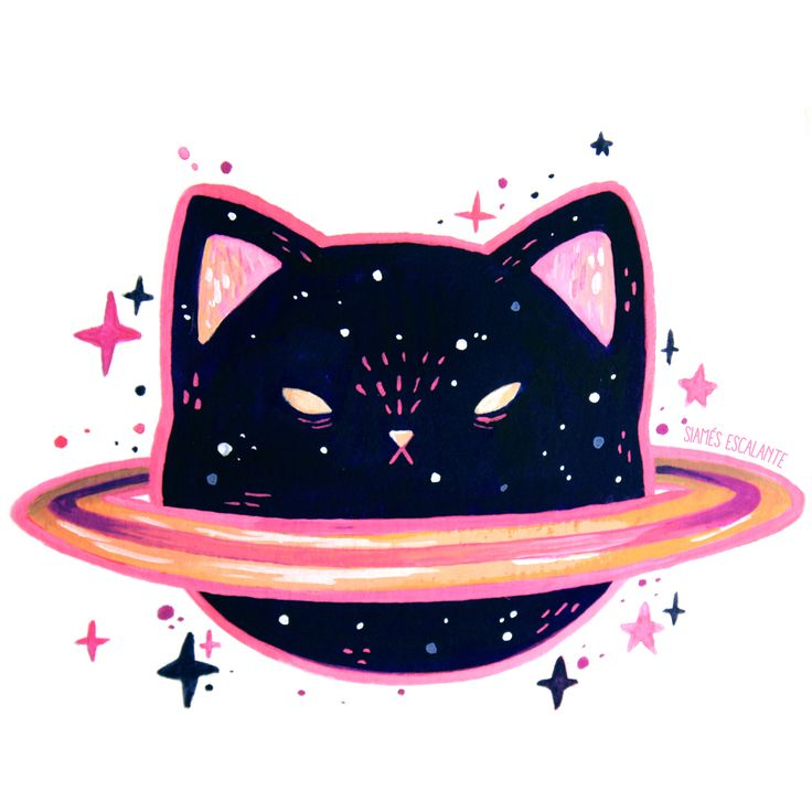 Cosmic Cuties Sticker Pack on Behance