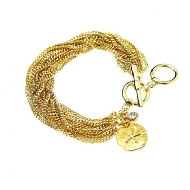 Seabreeze Bracelet in Gold– available in gold and silver.$24.00 Get 25% off this bracelet with coupon code 'foxypin' www.foxyoriginals.com, #bracelet, #goldbracelet, #goldjewelry, #sistergift, #jewelrygift, #gift, #holidaygift, #summer, #vacation, #beachystyle, #accessories, #teenagergift