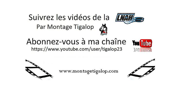 Suivez la LNAH avec Montage Tigalop