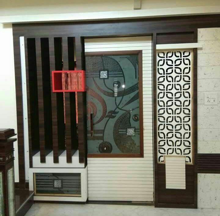 Home Design Ideas Hindi: Living Room Partition Design , Room