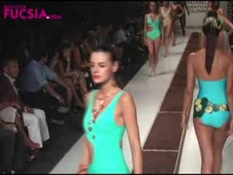 Caterina Macchi para Identidad Colombia Colombia Moda