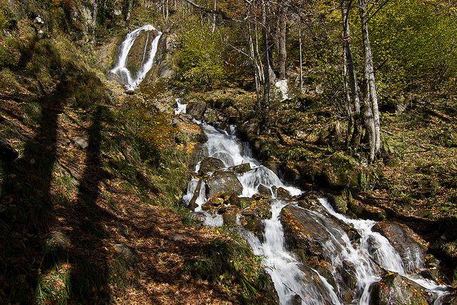Водопад Кейва