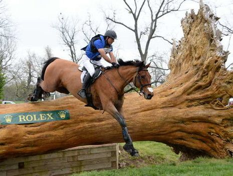 The Rolex Kentucky Three-Day Event