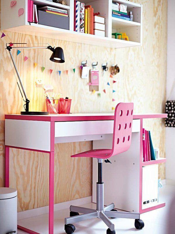 m s de 1000 ideas sobre micke schreibtisch en pinterest. Black Bedroom Furniture Sets. Home Design Ideas