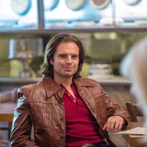 Sebastian Stan  Jesus Christ!