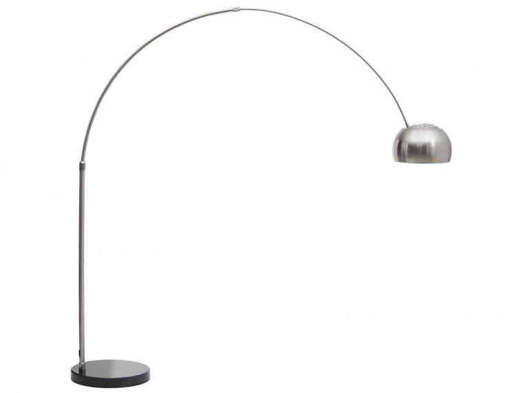 Arc Lampe Sur Pied Soldes Structube Living Room