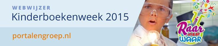 2. Kinderboekenweek 2015 'Raar maar waar!'