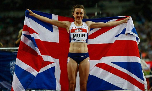 Laura Muir wants a happy Anniversary at London Stadium as she targets Zola Budd's 32-year-old mile record      24-year-old has recovered from a stress fracture in her foot to keep dream alive      She's gunning for Zola Budd's 1985 record that is unbeaten in three decades      Headlining Anniversary Games with four-time Olympic gold winner Sir Mo Farah     Farah runs in 3,000m after his personal data was leaked by Russian hackers