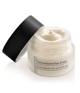 DHC Concentrated Eye Cream - this is a heavenly soft eye cream that I love. I have sensitive skin and sensitive eyes and I've never had a problem with the DHC products I use.
