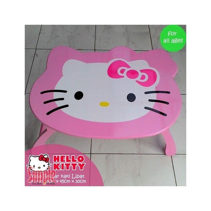 Meja belajar hello kitty barang ready stock, menerima reseller dan dropship. kunjungi fanpage kami Simple Meja Belajar Anak untuk menemukan produk menarik lainnya