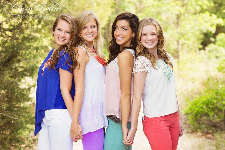 Best Friends Forever {Seniors '14} Southlake Senior Photographer