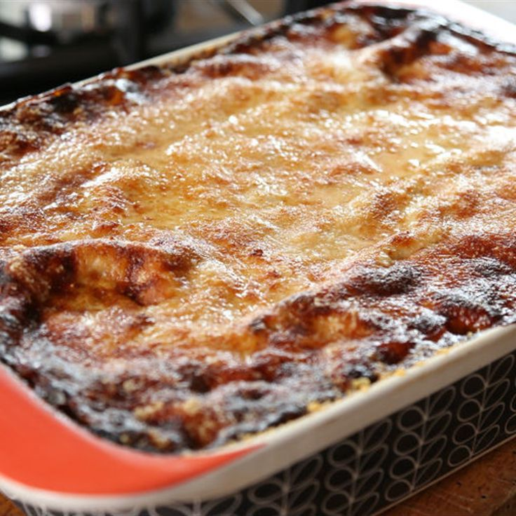Try this Lasagne recipe by Chef Tom Kerridge. This recipe is from the show Tom Kerridge's Best Ever Dishes.