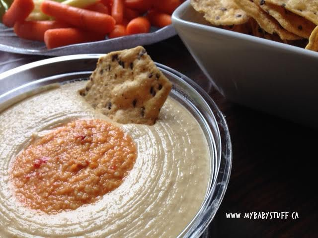 Serve Sabra hummus at your next get together! Learn more about Sabra on the blog now.